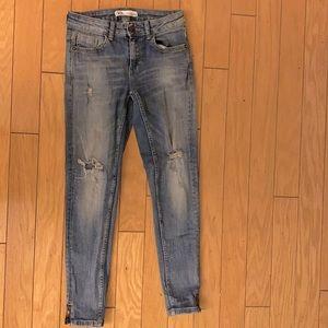 Zara Skinny Stretch Jean